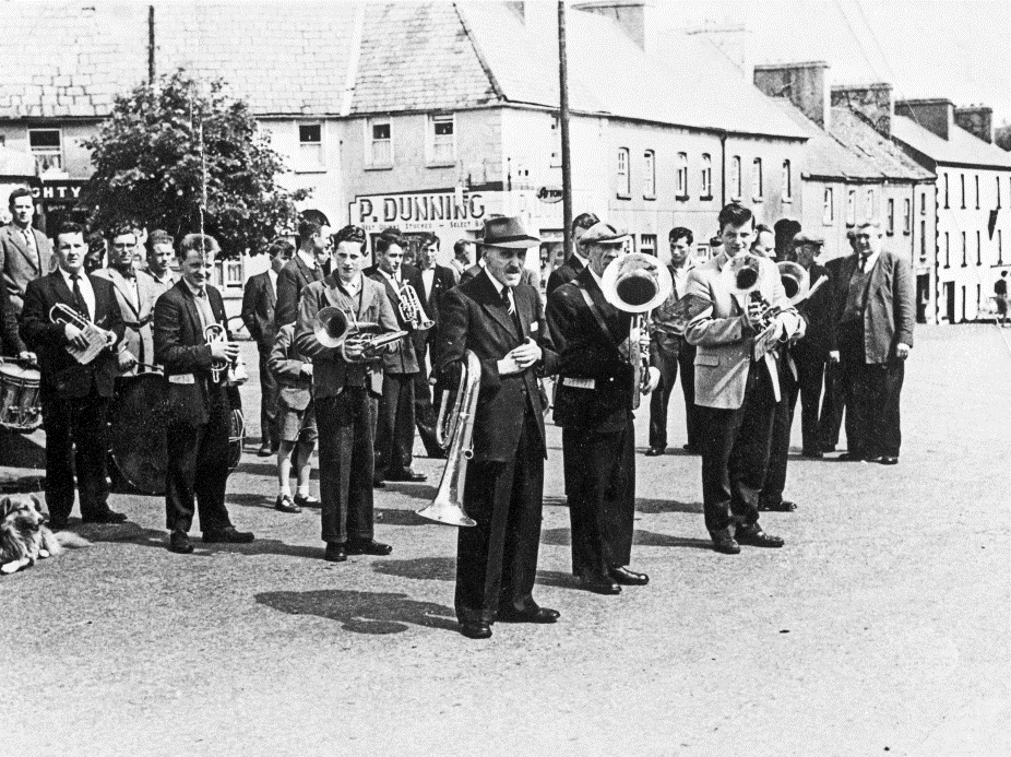 Westport Brass Band © Liam Lyons Collection