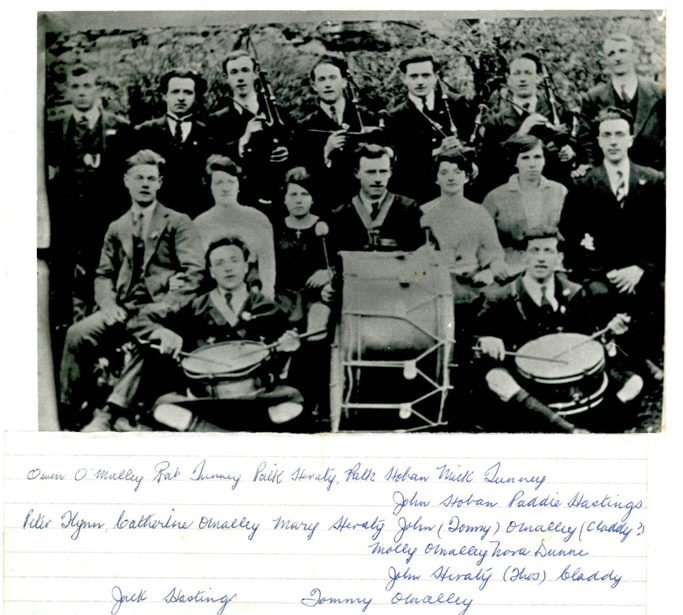 Tunney - Pipe Band Photo